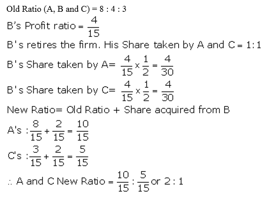 TS Grewal Accountancy Class 12 Solutions Chapter 5 Retirement Death of a Partner Q12
