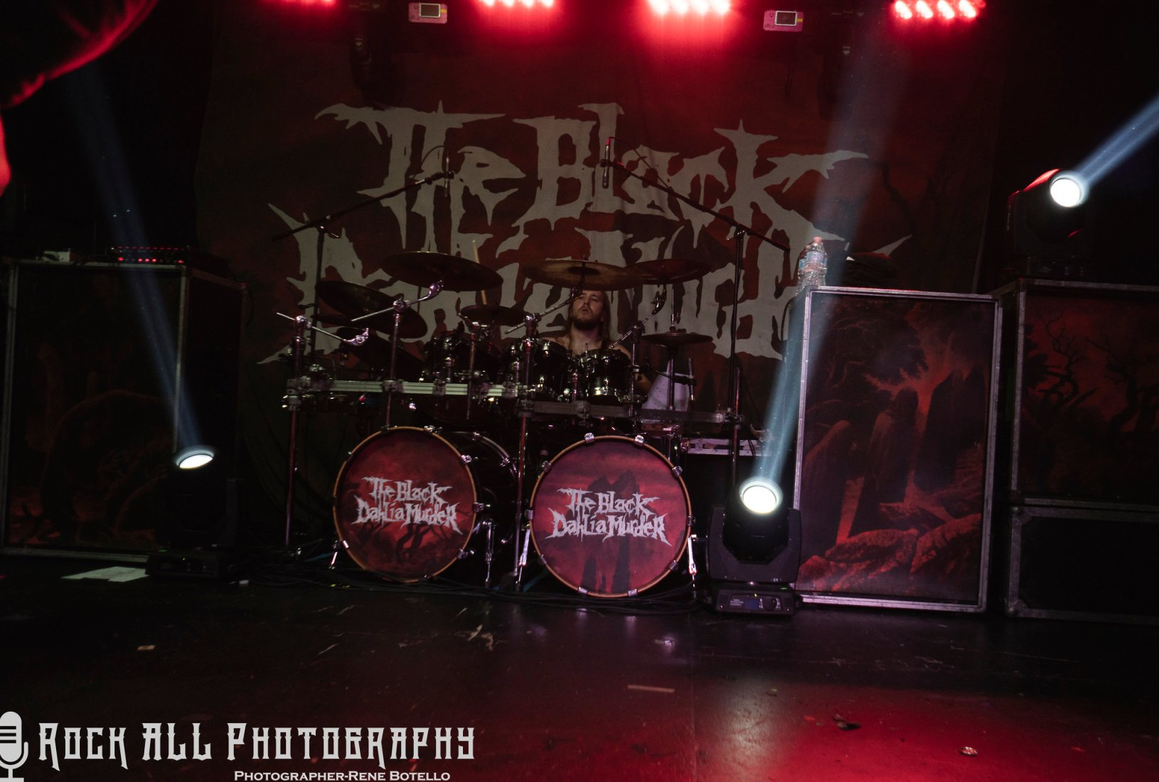 The Black Dahlia Murder - December 2018 - Texas
