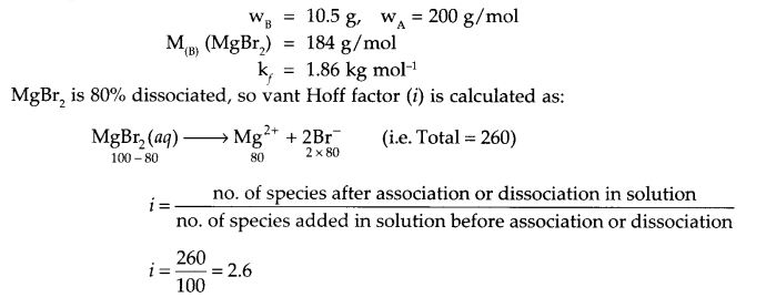 CBSE Sample Papers for Class 12 Chemistry Paper 2 Q.12.1