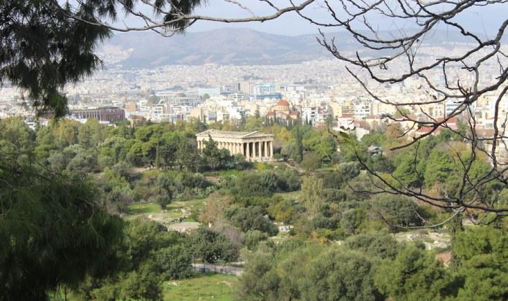 The Temple of Hephaistos, Ancient Agora