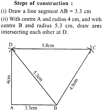 ML Aggarwal Class 9 Solutions for ICSE Maths Chapter 13 Rectilinear Figures  ex 2  4