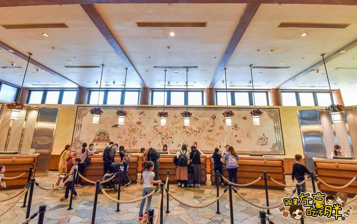 香港迪士尼探索家度假酒店 無敵海景房住宿推薦~交通超方便!(親子飯店推薦) – 跟著左豪吃不胖