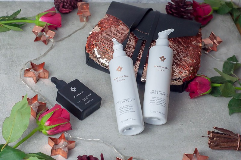 Marula Oil Light Cruelty Free Hair Care