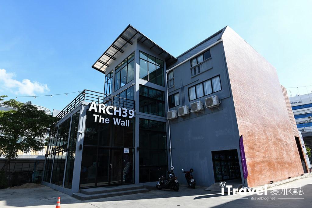 清邁39號拱橋城牆酒店 Arch39 The Wall (2)