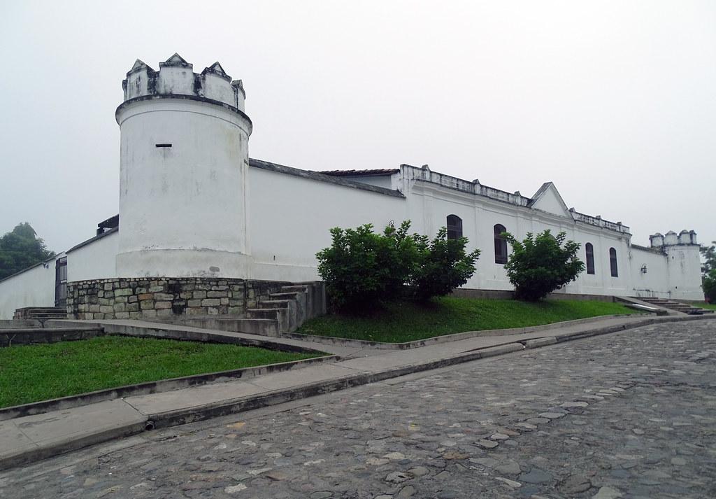 Fuerte General José Trinidad Cabañas Copán Ruinas Honduras 02