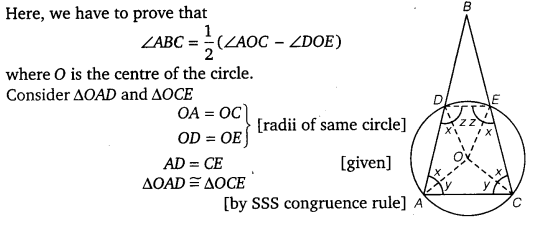 NCERT Solutions for Class 9 Maths Chapter 10 Circles 47