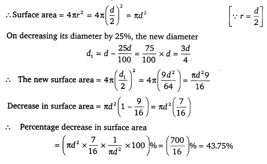 NCERT Solutions for Class 9 Maths Chapter 13 Surface Area and Volumes 75