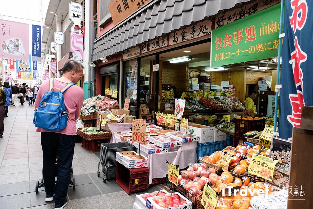 福冈商场推荐 博德川端通商店街 (17)