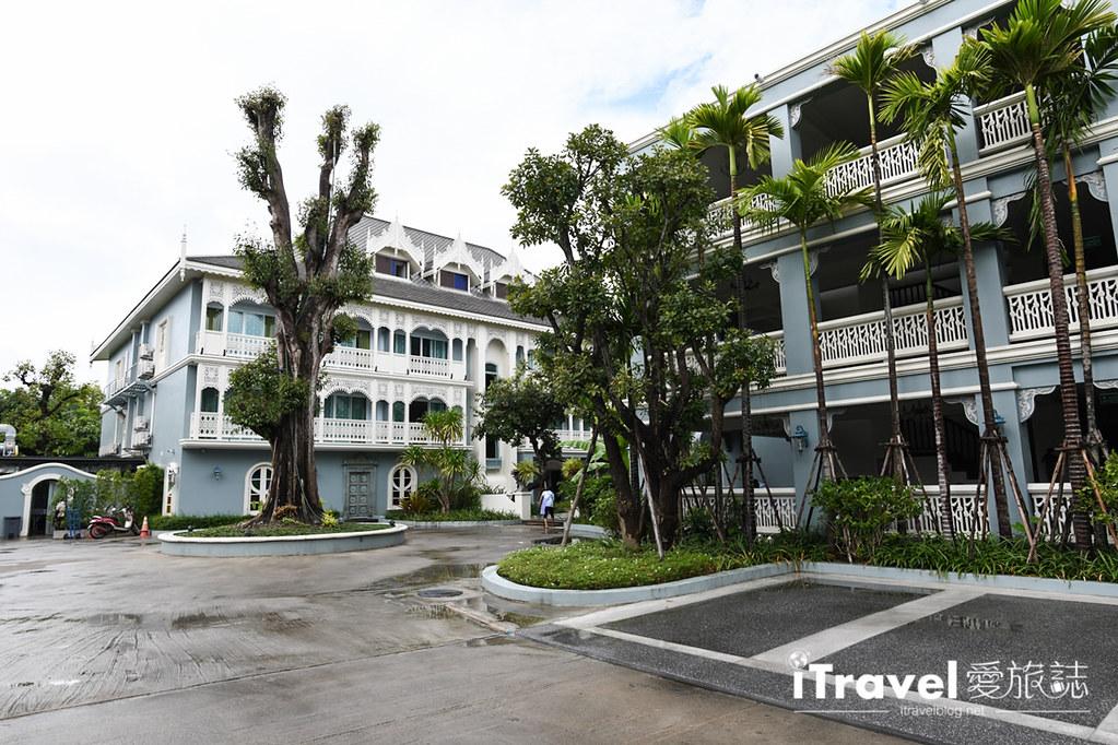 清迈平纳昆河滨饭店 At Pingnakorn Riverside Hotel (4)