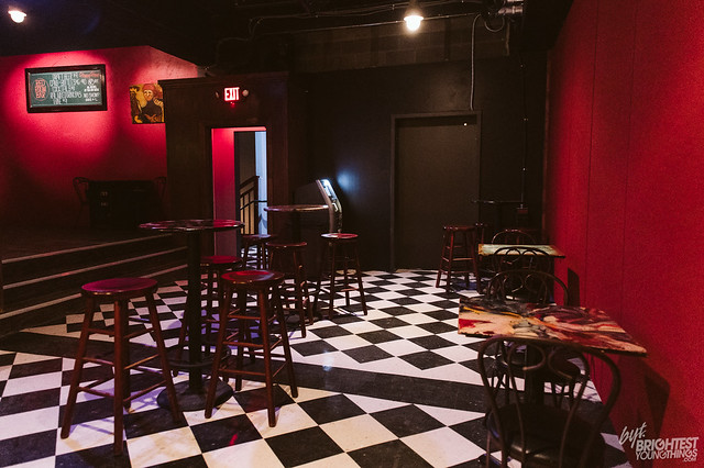 Black Cat Red Room Re-Opening
