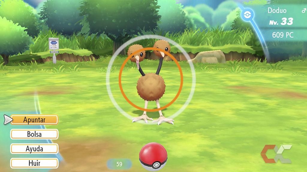 Review Pokemon Let s Go- OverCluster 09