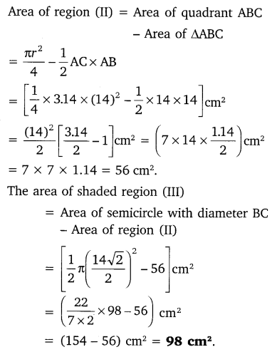 NCERT Solutions for Class 10 Maths Chapter 12 Areas Related to Circles 65