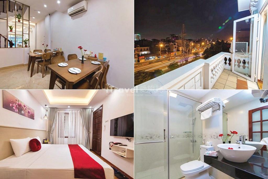 Hanoi Passion Suite Hotel
