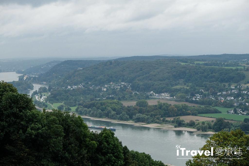 德國克尼格斯溫特爾景點 龍岩堡Schloss Drachenburg (50)