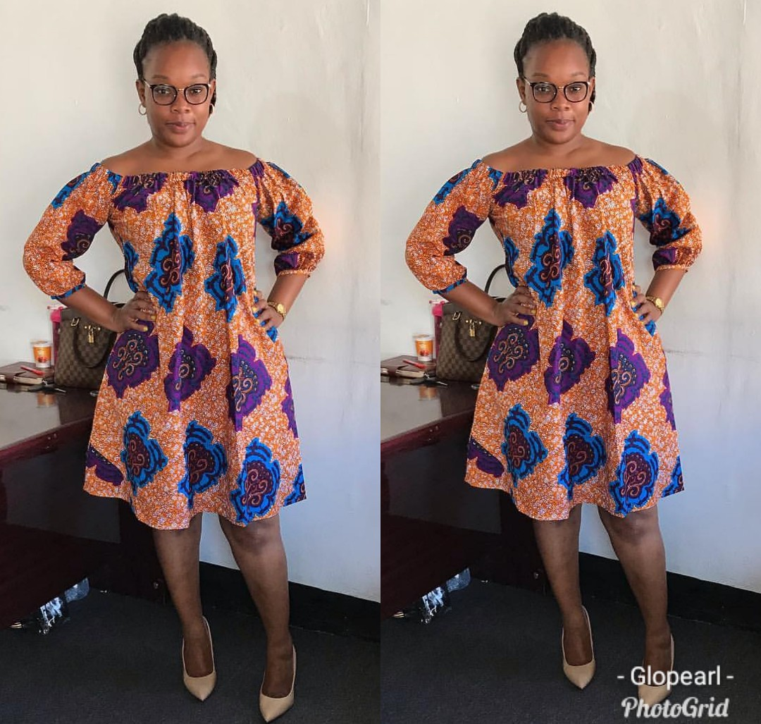 BEAUTIFUL ANKARA STYLES 2019 SUITABLE FOR YOUR EVENTS! 1