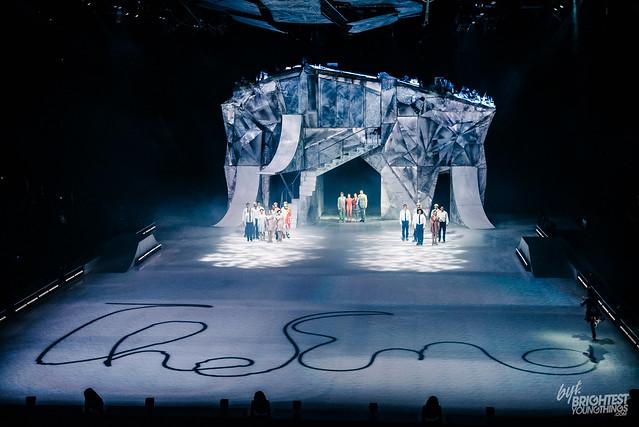 Cirque Du Soleil Crystal Opening Night-8355