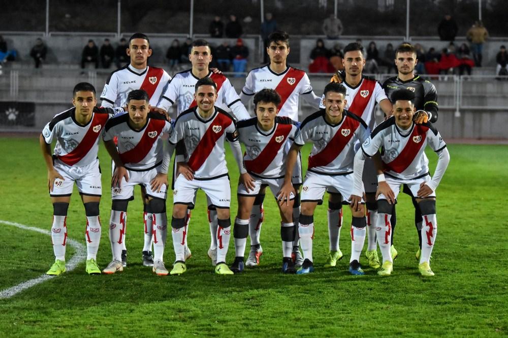 Rayo B 0-0 Alcobendas Sport