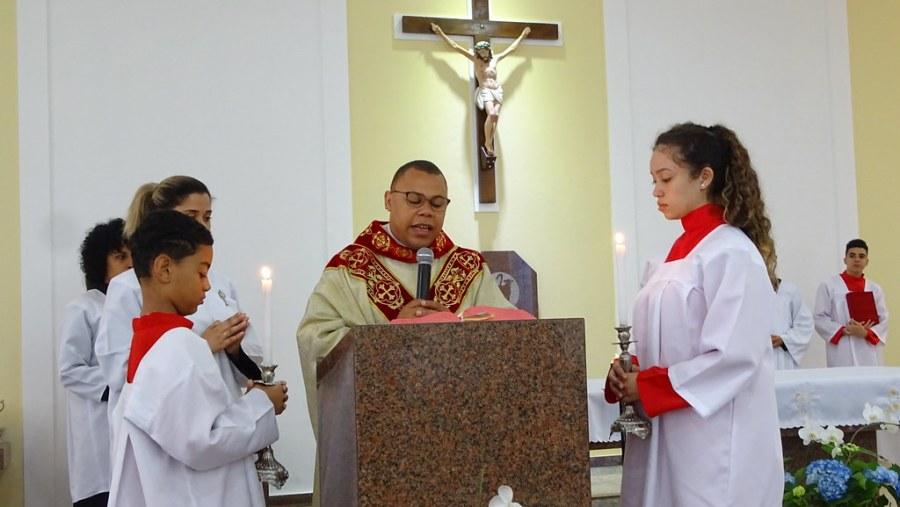 Santa Missa do dia de Natal