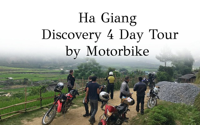 Ha giang 4 day tour