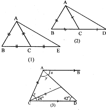 ML Aggarwal Class 9 Solutions for ICSE Maths Chapter 10
