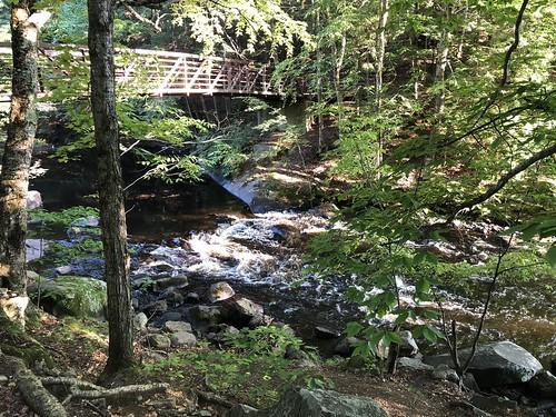 Arrowhead bridge and rapids