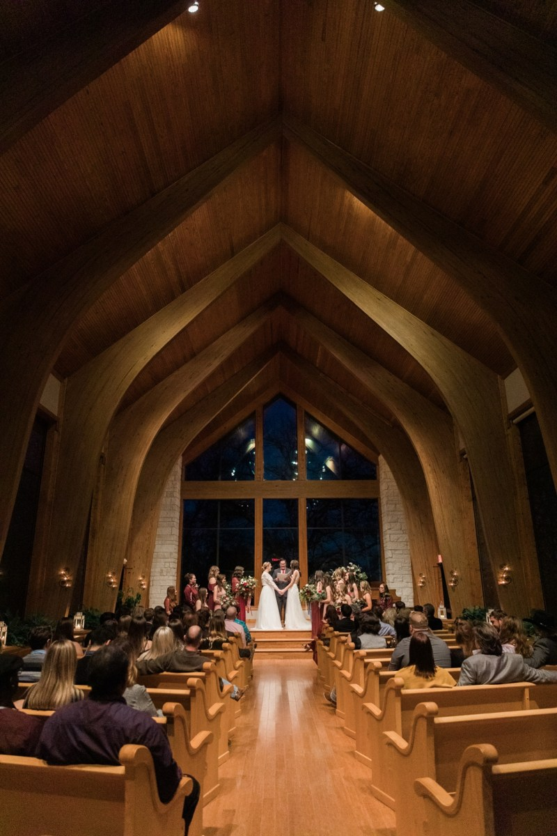 harmony chapel wedding