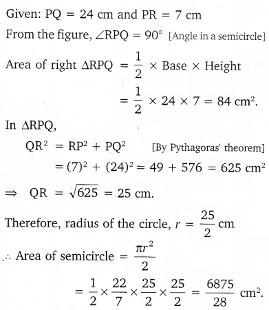 NCERT Solutions for Class 10 Maths Chapter 12 Areas Related to Circles 31