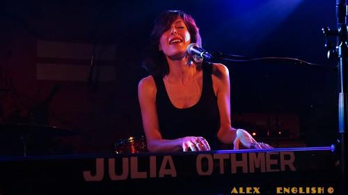 Julia Othmer by Alex English for Planetmosh