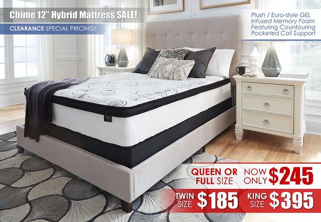 Chime 12 Mattress Sale_M69731-M80X32-MOOD-B_NEW