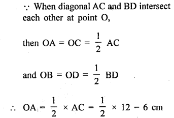 Selina Concise Mathematics Class 6 ICSE Solutions - Quadrilateral-10sa