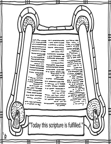 Epiphany 3C bulletin covers & coloring pages