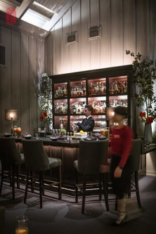 The Bar at The Restaurant at Meadowood