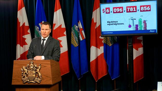 Alberta fighting to Keep Canada Working