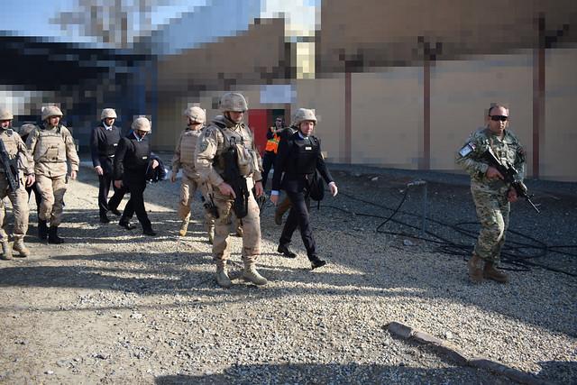 Ministar Krstičević s izaslanstvom u Kabulu