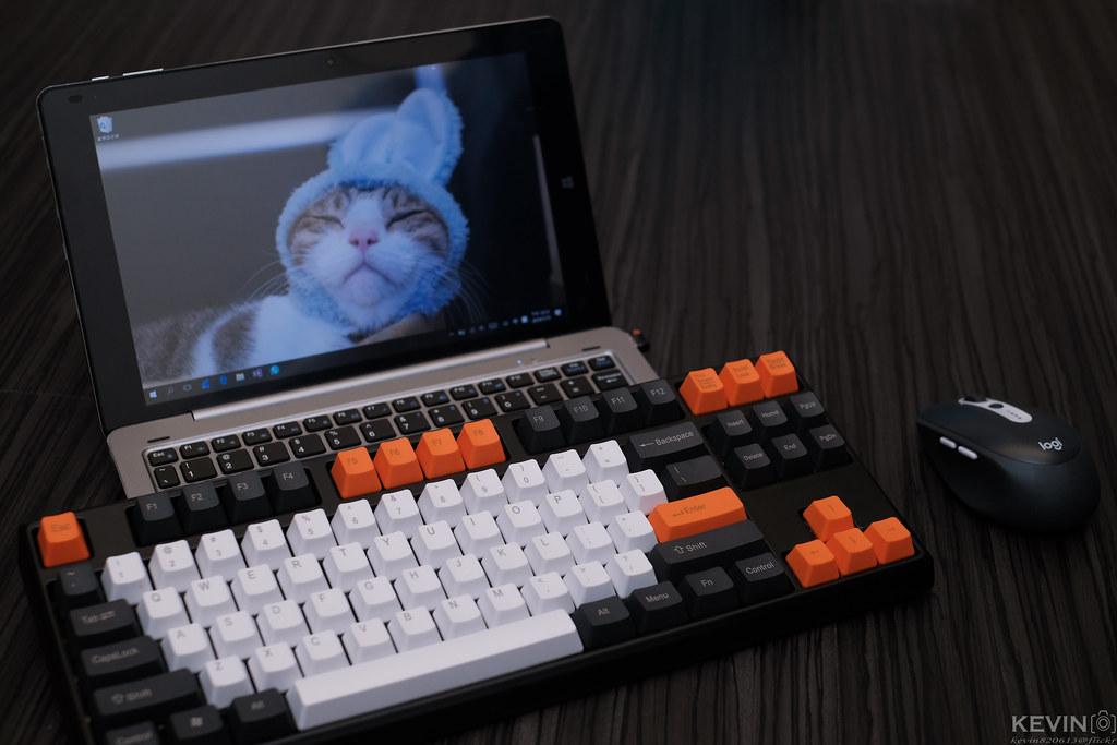 [鍵盤]不再後悔用錯軸也解放桌面-雙模凱華熱插拔80%鍵盤 - 看板 Key_Mou_Pad - 批踢踢實業坊