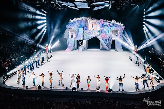 Cirque Du Soleil Crystal Opening Night-8370