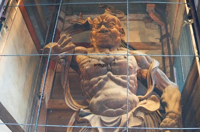 東大寺 吽形
