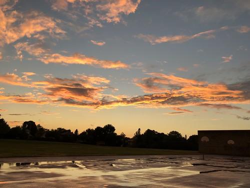 Carleton Place sunset more drama