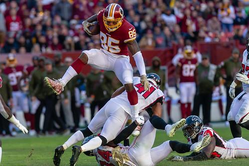 NFL: Atlanta Falcons vs Washington Redskins