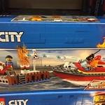 60213 Dock Side Fire