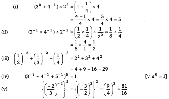 NCERT Solutions for Class 8 Maths Chapter 12 Exponents and Powers 4