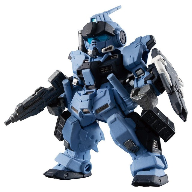 FW GUNDAM CONVERGE:CORE / EX26《機動戰士鋼彈外傳 MISSING LINK》蒼白騎士(ペイルライダー)<空間戰/陸戰重裝套組 ...