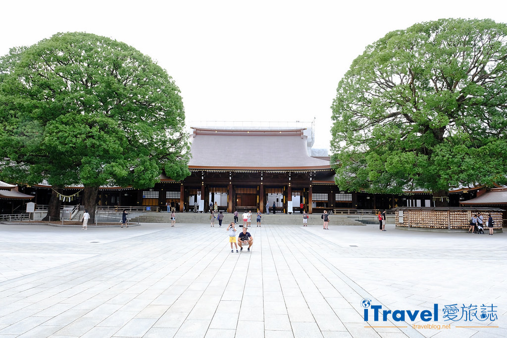 東京景點推薦 明治神宮 (1)