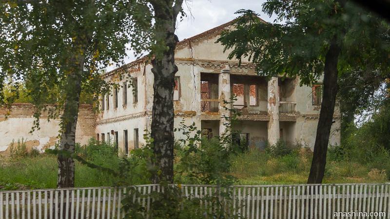 Старое здание, Воронежская область