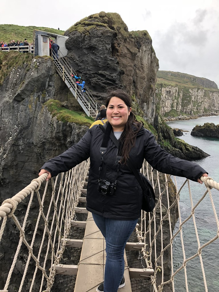 Carrick-a-rede | Ireland and Scotland Itinerary