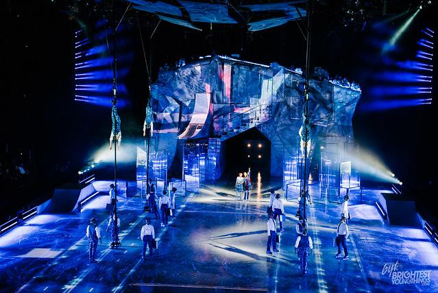 Cirque Du Soleil Crystal Opening Night-8311