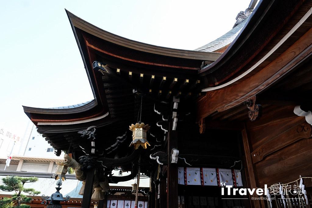 福岡賞櫻景點 櫛田神社 (13)