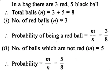 RD Sharma Class 10 Solutions Chapter 16 Probability Ex 16.1 33