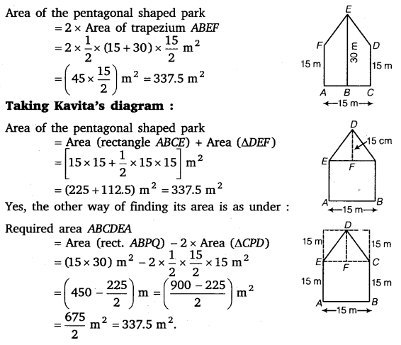 NCERT Solutions for Class 8 Maths Chapter 11 Mensuration 23