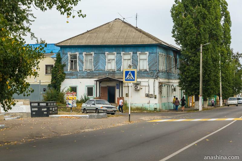 Старый дом в Новохопёрске, Воронежская область
